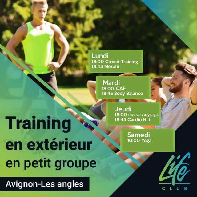 Reprise des cours de fitness Avignon